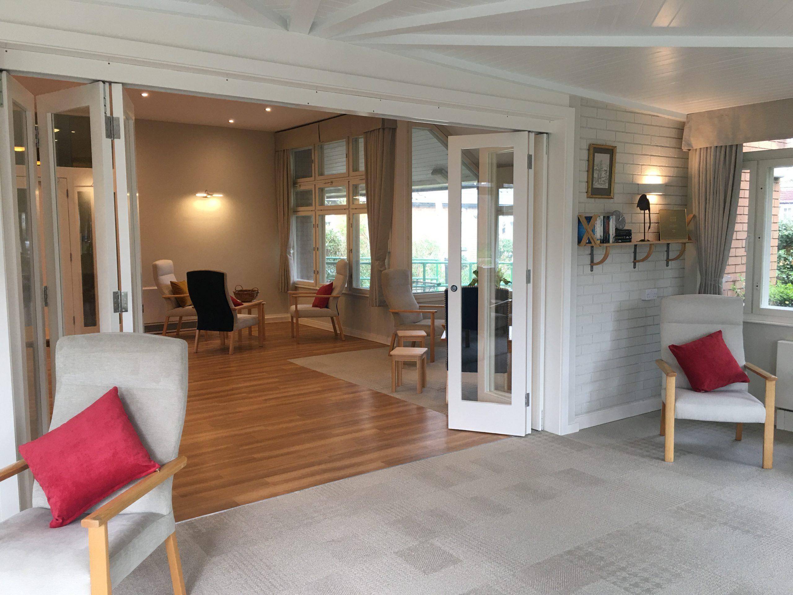 Walsingham Lodge sheltered housing for elderly people